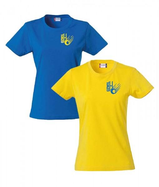 HCU Logo T-Shirt Damen